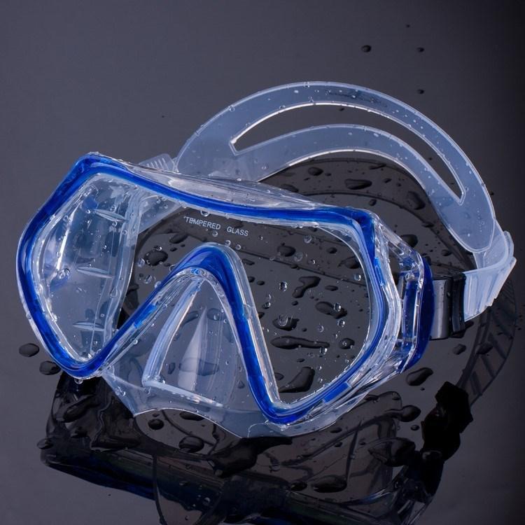 Swimming Glasses Nose Anti-Choke Nose Guard Goggles Children Diving Mask Bag Nose Waterproof Anti-fog Swimming Goggles Mirror