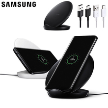 Samsung Original Wireless Charger EP-5100 For Galaxy S9 G9600 S9 Plus G9650 S10 Plus S8+ S10 Note 9 Note 8 Note 10 Fast Charger все цены