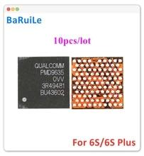 BaRuiLe 10PCS U_PMU_RF PMD9635 0VV baseband ขนาดเล็ก IC สำหรับ iPhone 6S 6SP 6S Plus ชิปซัพพลายอะไหล่