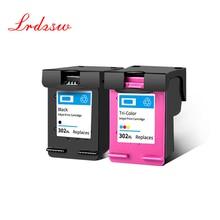 302XL Замена для HP 302 HP 302 XL чернильный картридж для принтера Deskjet 1110 1111 1112 2130 2131