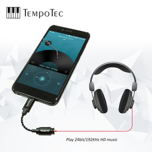 Image 5 - TempoTec Sonata HD TYPE C to 3.5MM Headphone Amplifier Adapter DAC for Android Phone PC MAC