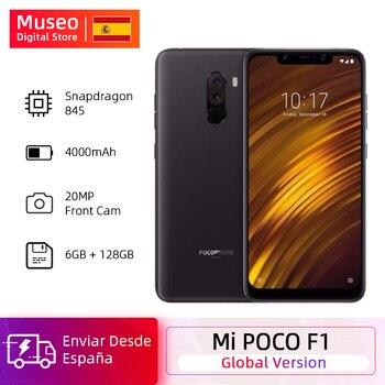 Перейти на Алиэкспресс и купить Мобильный телефон Xiaomi Pocophone F1 6 Гб + 128 Гб