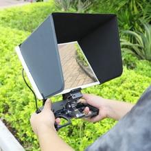 طائرة بدون طيار مع جهاز تحكم عن بعد غطاء للحماية من الشمس غطاء للحماية من الشمس لجهاز iPad 6 8.6 بوصة تابلت متوافق مع ملحقات DJI Mini 2/Mavic Air2