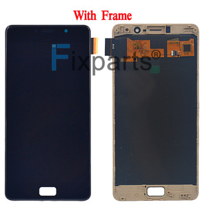"""Image 3 - Amoled LCD For Lenovo P2 P2c72 P2a42 Display Touch Screen Digitizer Panel Assembly Replacement Parts 5.5"""" For Lenovo P2 LCD"""