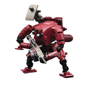 Image 3 - RIHIO jouets figurines daction, Multiabyss MM 001 MM001, armure de puissance, ensemble logistique, série Mecha, déformation, v link