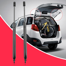 1 Pair OEM Trunk Lid Hydraulic Strut Support Lifter For BMW E39 520i 523i 525i 528i 530i 540i Etc Anodized Carbon Steel