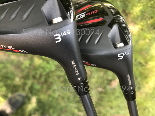 New Golf G410 high rebound fairway wood 3#5#, with ALTA graphite hard shaft top cover, No. 3 wood No. 5 wood