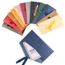 Envelopes de papel de pérolas, envelopes de papel de envelopes de convite de casamento, envelope de cartão de visita