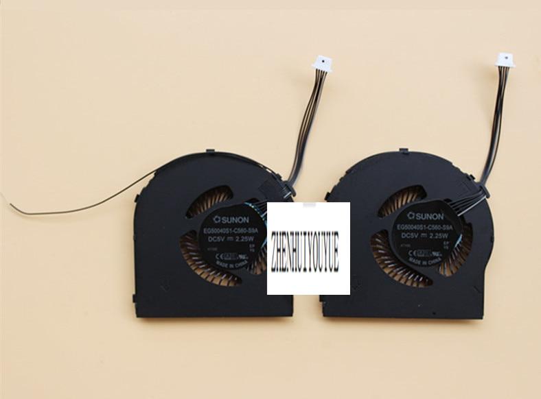 Nouveau pour lenovo ThinkPad T460S T460 ventilateur de EG50040S1-C560-S9A 6 lignes