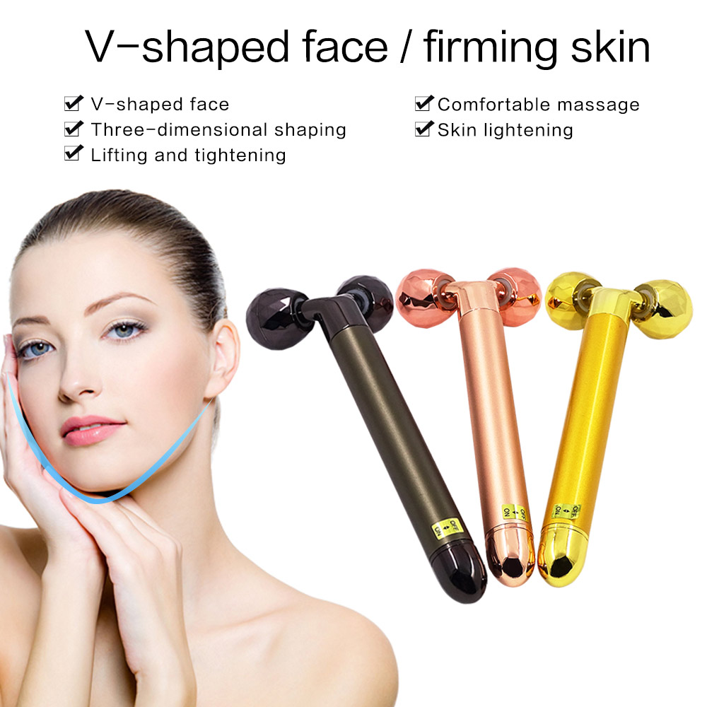 3 in 1 Facial Energy Massage Roller 4