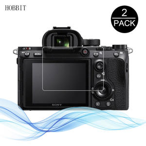 Screen-Protector-Film Camera A7RII Alpha 99 A7s-Iii Sony Tempered-Glass for Ilce-7/7r/7s/..