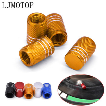 Motorcycle Accessorie Wheel Tire Valve Stem Caps CNC Airtight Covers For BMW C600 C650 Sport C 650 400 GT F650 F700 GS F800GT image