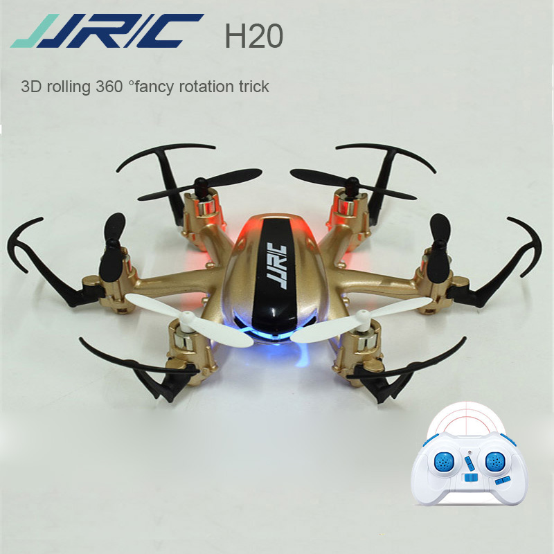 JJRC H20 RC Helicopter Mini Drone 4CH 2.4G 6Axis  360 °Fancy Rotation Trick RC Quadcopter RTF Kids Toys Gift RTF Dropshipping
