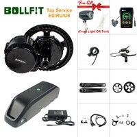 Bollfit Bafang MMG320 16Ah Batterie 8FUN 48V 750W Mitte Stick Zentralen Motor Motor Elektrische Fahrrad Ebike Conversion Kit-in E-Bike Motor aus Sport und Unterhaltung bei