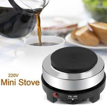 Mini Electric Heater Stove Hot Cooker Plate Milk Water Coffee Heating Furnace Kitchen Appliance EU US UK Plug