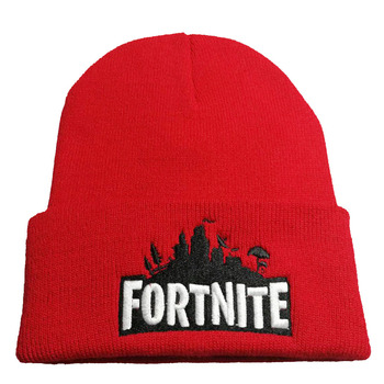 Fortnites Knitted Wool Hat Men Women Warm Cap Fashion Solid Hip-hop Beanie Hat Unisex Cap Casual Student Fashion Color Hat Gifts 2