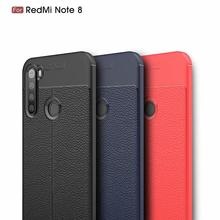 Dermatoglyph Soft Cover Full Protection Carbon Fiber TPU Silicone Phone For Xiaomi Redmi K30 K20 Note 9Pro 8 7 6 Case