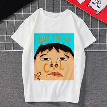 ERNESTNM Streetwear Funny T Shirt Femal EHarajuku Casual Hot
