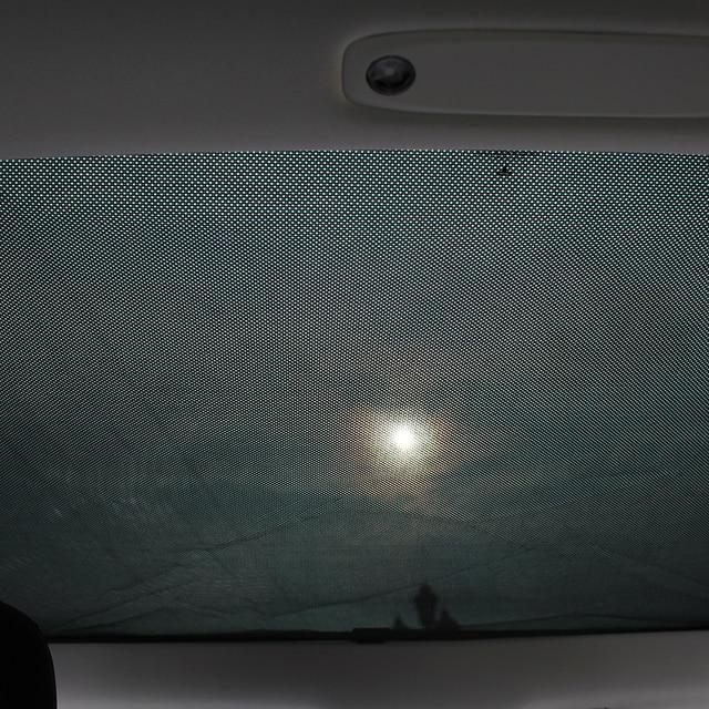 ❤️ Heenvn Model3 Sunshade Car Sun Visor Rear Front Sun Shade For Tesla Model 3 Roof Skylight Shades Protector Accessories Three 4