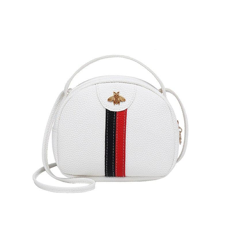 Women's Messenger Bag PU Casual Crossbody Bag Large Capacity Pattern Patchwork Pillow Litchi Pattern Shoulder Sling Bag