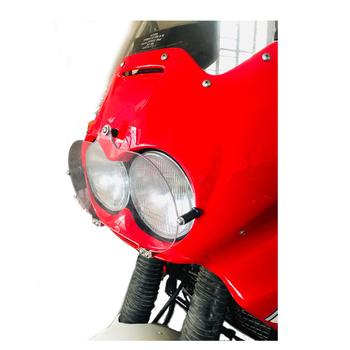 For Honda XRV750 Africa Twin 1997-2002 Headlight Protector Guard Lense Cover