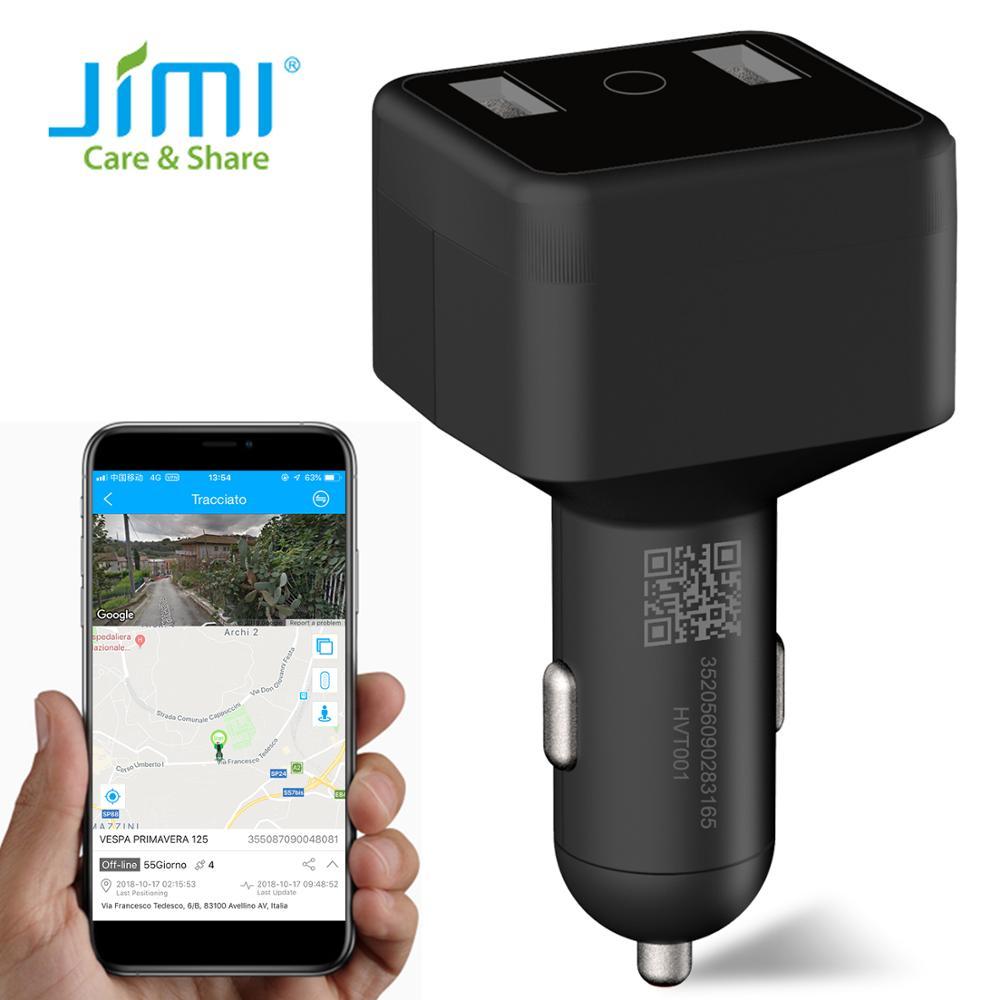 Автомобильный GPS-локатор Concox HVT001, устройство для записи голоса, USB-трекер, два USB-порта для зарядки телефона, скрытый, с функцией SOS, прослушива...