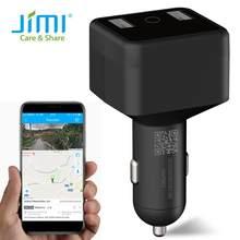 Concox carro gps localizador hvt001 com gravação de voz usb tracker dois porta usb para carregador de telefone escondido sos ouvir-em anti-theftapp