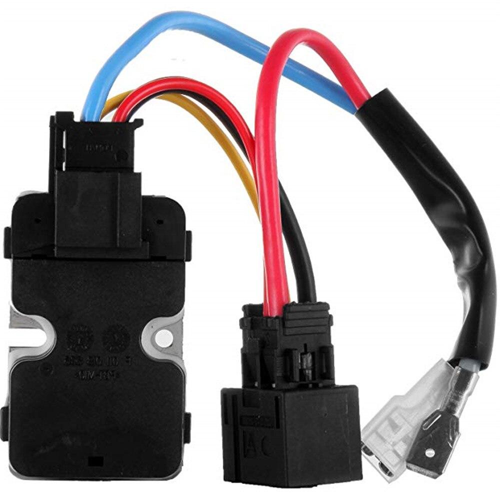 Regulador do resistor do ventilador do aquecedor