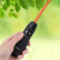 JSHFEI 2.4ghz R400 PPT presentation wireless remote control page-turning portable page-turning pen A large number of wholesale