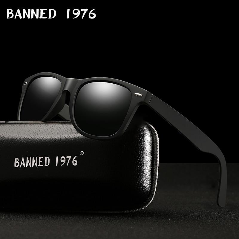 2017 moda clássico hd polarized uv400 óculos de sol dos homens de condução legal do vintage da moda das mulheres da marca new sun óculos oculos de sol