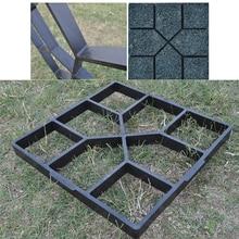 Pavement Mold Path-Maker Brick-Stone Paving Road-Concrete-Molds Garden Walk Reusable