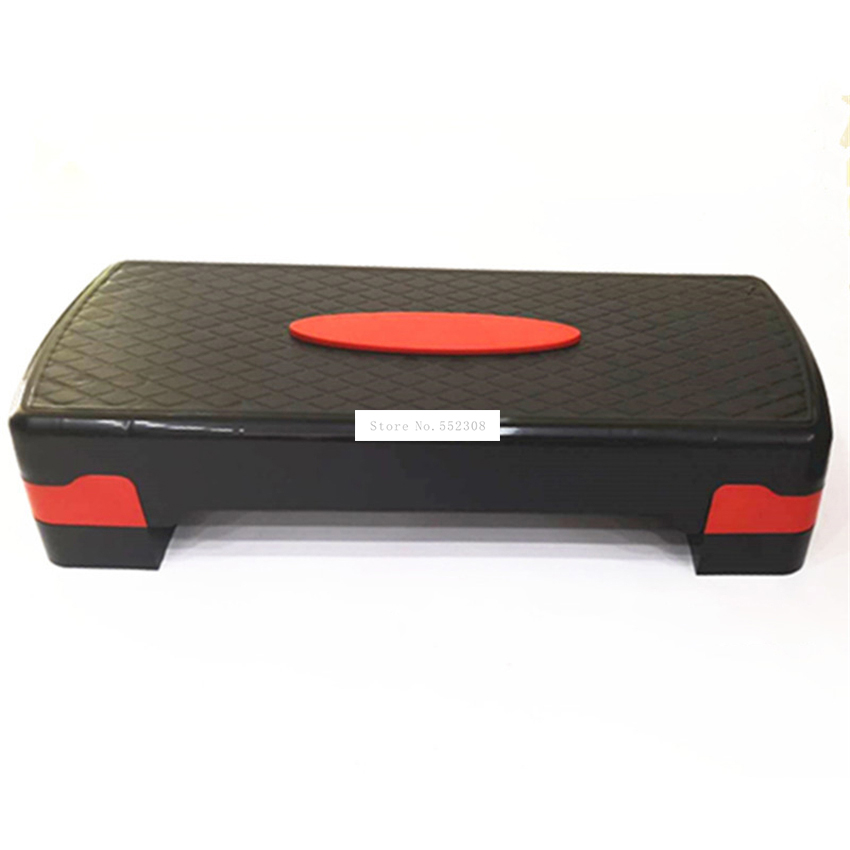 ZL 1013 PP Aerobic Step Fitness Pedal Antiskid Aerobic Pedal Small Bodybuilding Body Step Springboard Yoga