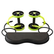 Тренажер для брюшного пресса Ab роликовый тренажер для брюшного пресса тренажер для рук, талии, ног многофункциональный тренажер для фитнеса