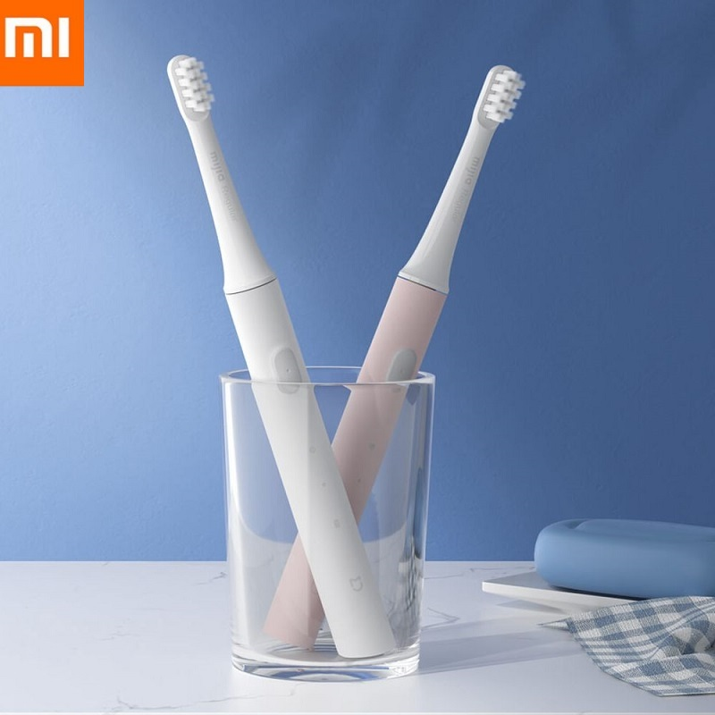 2019 Xiaomi Mijia T100 Sonic Electric Toothbrush Adult Waterproof Ultrasonic Automatic Toothbrush USB Rechargeable