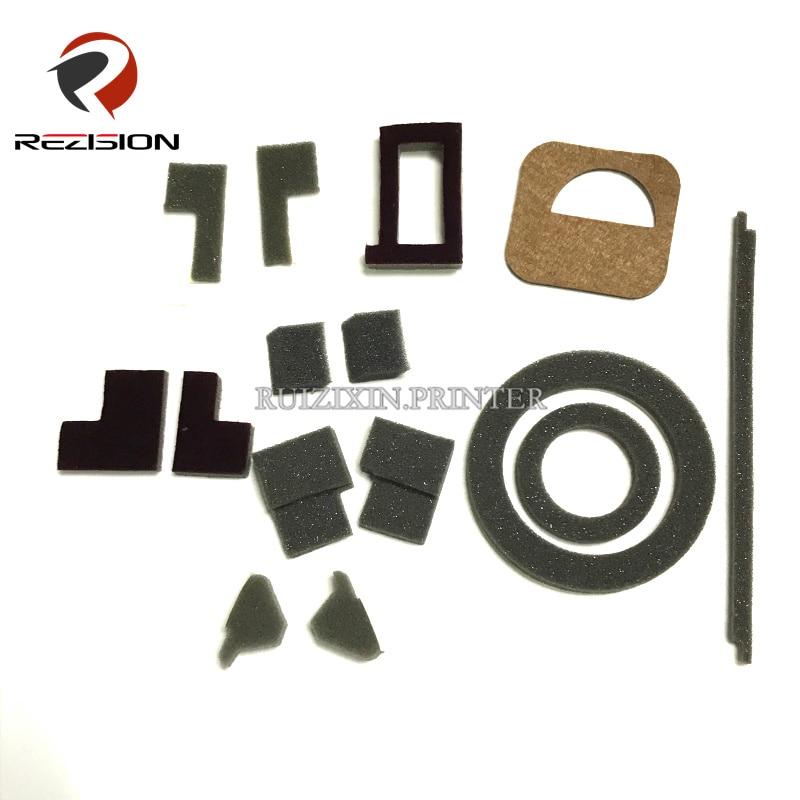 Joint éponge pour Ricoh Aficio MP7500 1060 1075 2060 2075 8000 8001 9002 7502 Kit de joint de développeur de Toner de lame de tambour