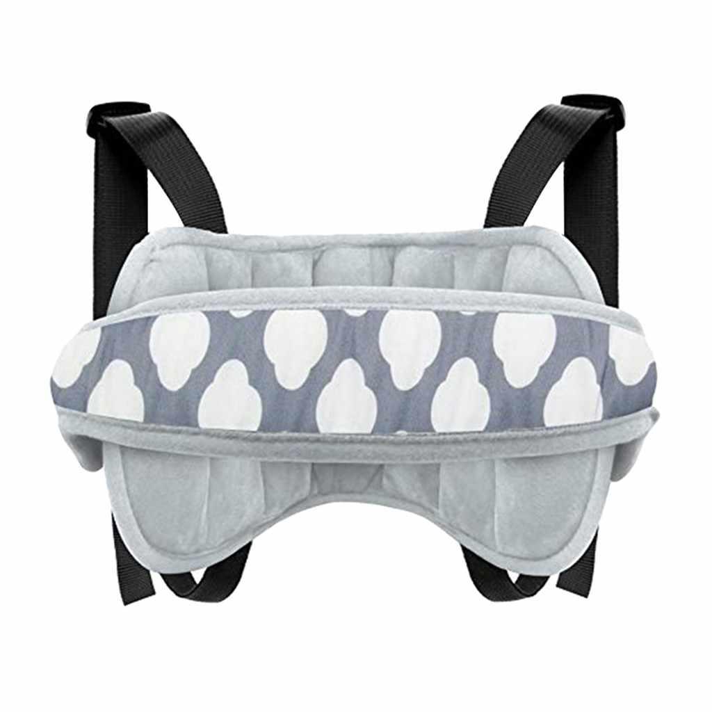 Soporte para el sueño del reposacabezas del asiento del coche del niño con la almohadilla protectora del reposacabezas del bebé Accesorios Nuevos Productos calientes del 2020 red ins del hogar