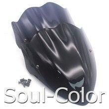Motorcycle Sports Touring Windshield WindScreen Visor Viser Deflector For SUZUKI GSX S750 GSXS750 17 20 GSX S 750 2017 2020