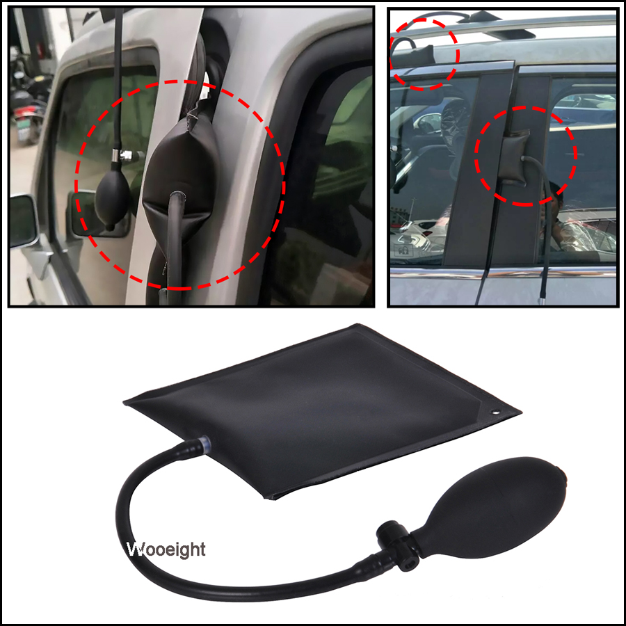 1 PCs Car Door Window Installation Positioning Air Cushion Locksmith Airbag Auto Air Wedge Airbag Lock Pick Set Opener Tool