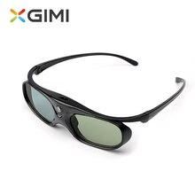 XGIMI مصراع نظارات ثلاثية الأبعاد الواقع الافتراضي LCD الزجاج ل XGIMI H1/ XGIMI H2 / Z6/ H1S/ XGIMI Z3 / JMGO العارض المدمج في البطارية