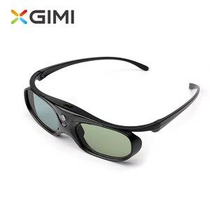 Image 1 - Xgimiシャッター 3Dメガネ仮想現実液晶ディスプレイ用ガラスxgimi H1/xgimi H2 / Z6/ H1S/xgimi z3/jmgoプロジェクター内蔵バッテリー