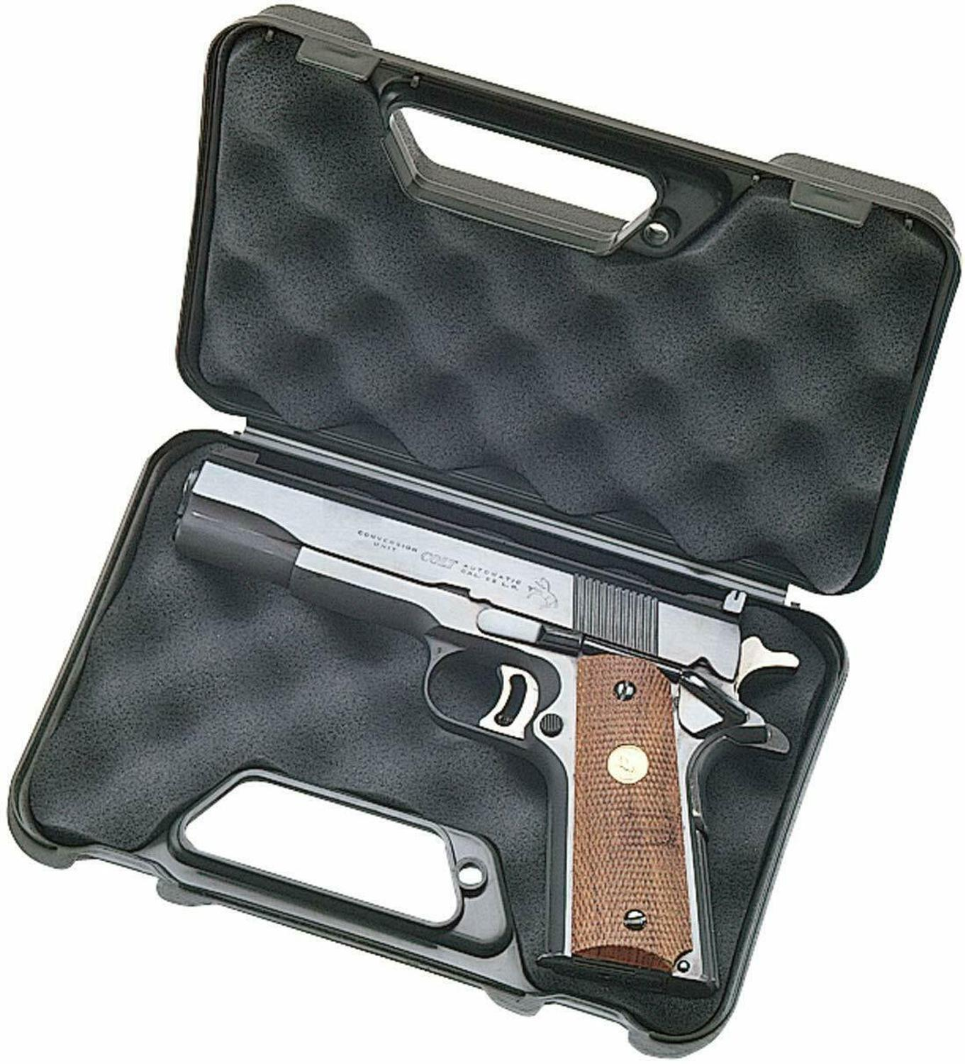 ABS Pistol Case Tactical Hard Pistol Storage Case Gun Case Padded Hunting Accessories Carry Boxs For Hunting Airsoft