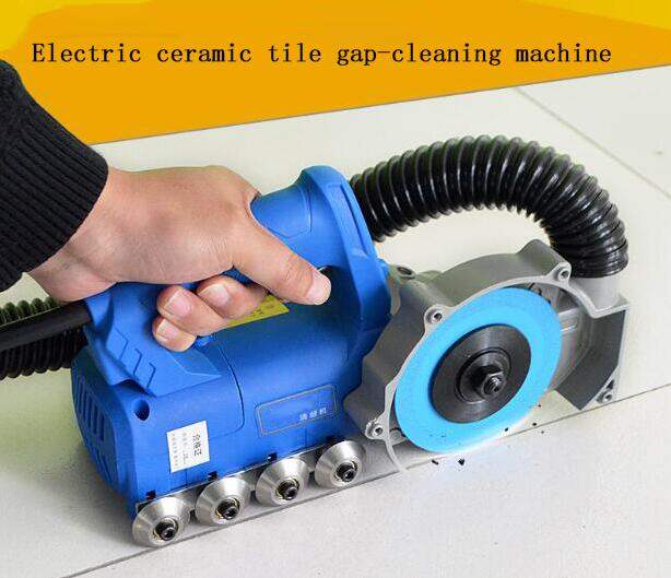 electric ceramic tile gap cleaning machine home cleaning floor tile joint cleaner crack hook seam beauty tool home decoration