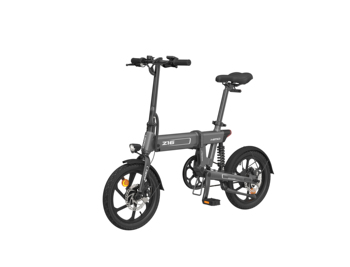 HIMO Electric Bike  Aluminum Folding Electric Bicycle 250W Powerful Bike 36V 1.5A Battery Supplier
