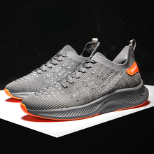 Damyuan 2020 Trend New Mens Women Casual Sports Shoes Man Mesh Breathable Tennis Shoes Male Black 46 Large Size Walking Sneakers