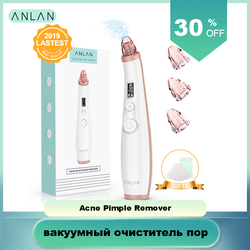 Blackhead Remover Vacuum Pore Acne Pimple Removal Facial dermabrasion Nose Face Deep Cleansing Machine Clean Skin Care Tools