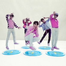 Stationery-Set Acrylic-Stand Kpop Txt Collection Gift Fashion for Fans