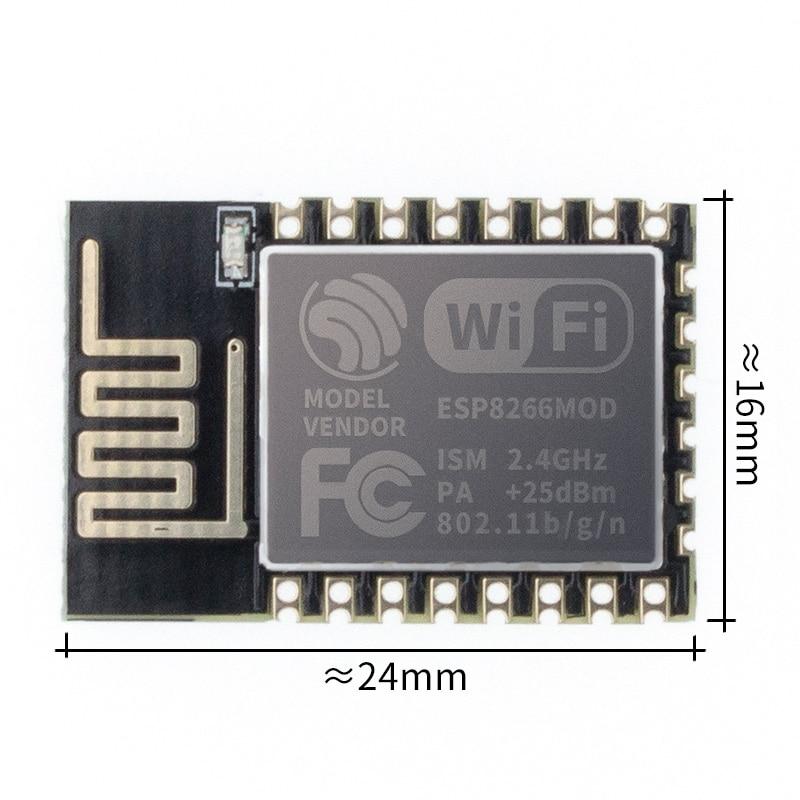 Беспроводной модуль CH340/CP2102 NodeMcu V3 V2 Lua wifi Интернет вещей макетная плата на основе ESP8266 ESP-12E с pcb антенной - Цвет: ESP-12E