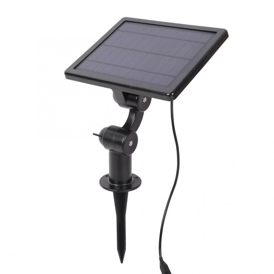 4W LED luz Solar de tierra luz exterior proyector para césped jardín Luz de jardín - 3