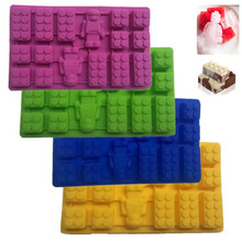 Mold-Tray Silicone Tray-Mould Ice-Cream-Maker-Tools Cake-Decoration Chocolate DIY 1PC