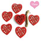10pcs/bag Wooden Hol...